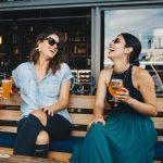 samen bier drinken