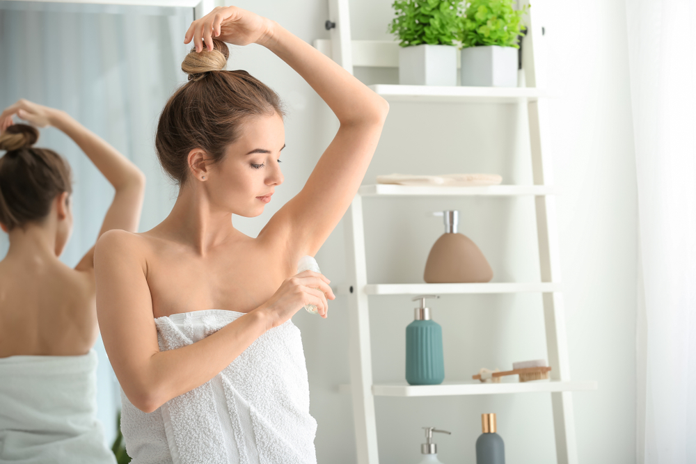 natuurlijke deodorant