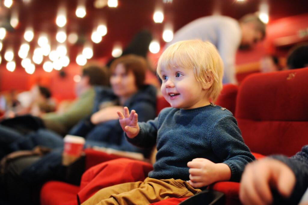 theater kindervoorstelling